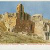 Odéon d'Hérode Attique et l'Acropole--Athènes.