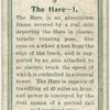 The hare-1.
