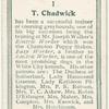 T. Chadwick