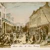 Market place, St. Pierre, Guernsey.