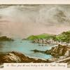 St. Pierre, from the road leading to the Vale Castle, Guernsey.