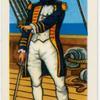 Officier de Marine Anglais (Vers 1790).