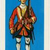 Guardes Anglais 1743.