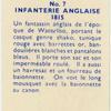 Infanterie Anglaise.
