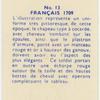 Francaise 1709.