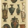 Griechische vasen.