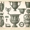 Poteries grecques campaniennes