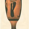 Vase dedicated to a dead unmarried person to be placed in tomb