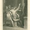 Terentia forcibly dragged from the Temple of Vesta