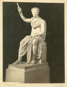 Tiberio. Vaticano, Roma. Digital ID: 1624799. New York Public Library