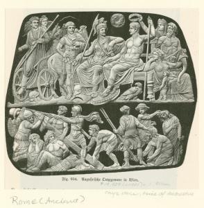 Augusteische Onyxgemme in Wien... Digital ID: 1624851. New York Public Library