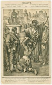 Byzantium is created capital o... Digital ID: 1624874. New York Public Library
