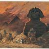 Le Sphinx au Simoun.