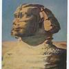 Egypt.  The Sphinx.