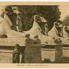 Karnak.  Avenue of Sphinxes.