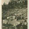 Dionysiac Theatre on Acropolis, Athens.