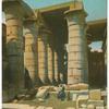 Thèbes.  Le Ramesseum.