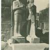 Luxor.  Statues lately found.