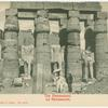 Luxor.  The Ramesseum.