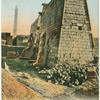 Luxor, phylon and obelisk.