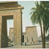 Karnak, phylon and tempel.