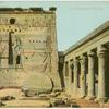 Isis Temple at Phylae.