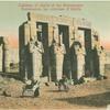 Columns of Osiris at the Ramesseum.