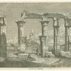 Ruins of Thebes.