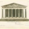 Esterno inalzamento del Partenone.