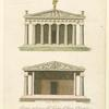 Pronao anteriore del Tempio di Giove Olimpico