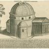 Templum Cibeles in Monte Palatino.