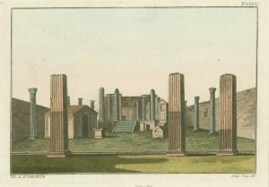 Temple of Isis. Digital ID: 1625104. New York Public Library