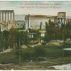 Total view of the Acropolis of Balbeck.