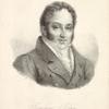 Gioacchino Rossini, January 1824.