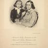 ...Anton and Nicolaus Rubinstein in 1844.
