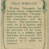 Field wireless.