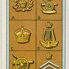 Badges of rank - military.