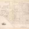 Vol. 5. Plate, K. [Map bound by Harrison St., Henry St., Carroll St., Hamilton Ave., East River; Including Irving St., Sedgwick St., Degraw St., Sackett St., Union St., President St., Beach Pl., Van Brunt St., Columbia St., Tiffany Pl., Hicks St., Cheever Pl.]