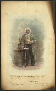 Color portrait of C. W. Couldo... Digital ID: 1627793. New York Public Library