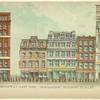 """Broadway, East Side. """"Old London"""" building to 8th St."""