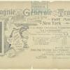 Companie Générale Transatlantique. [Shipping companie of France ad]