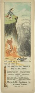 Kilfire. (Advertiser: Monarch Fire Appliance Co.)