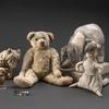 Piglet, Tigger, Winnie-the-Pooh, Eeyore and Kanga.