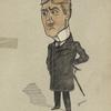 Caricature of George Alexander.