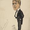Caricature of George Alexander.
