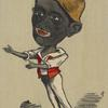 Caricature of Eugene Stratton.