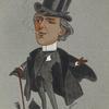 Caricatures of Edward Smith Willard.
