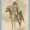 Aslan-Bek, kazak konvoia namestnika kavkazskago