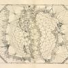 Karta Chernago moria iz portolana Gratioza Beninkazy 1474 g. Tekst str.15