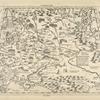 Karta Rossii Gerbershteina, gravirovannaia na miedi Ia.Gastal'do v 1566g. Tekst str.7
